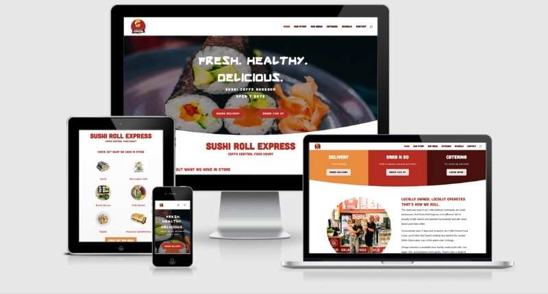 small business website design covercar concepts